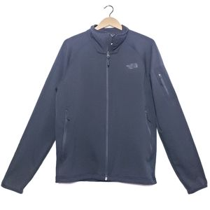 The North Face | front zip lightweight jacket